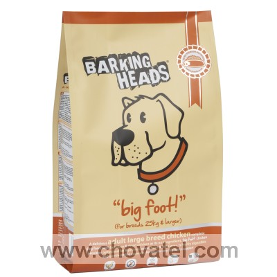 Barking Heads Professional Large Breed Chicken 18kg