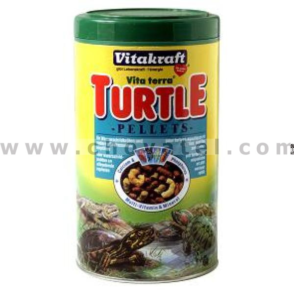 Vitakraft Turtle pellets 1l